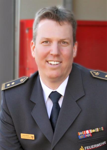 Kommandant Feuerwehr Ulm